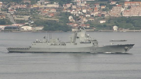Fragata Méndez Nuñez. Wikipedia