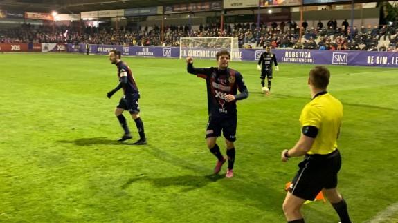 El Yeclano vence 1-0 al Sevilla Atlético y se afianza en la segunda plaza