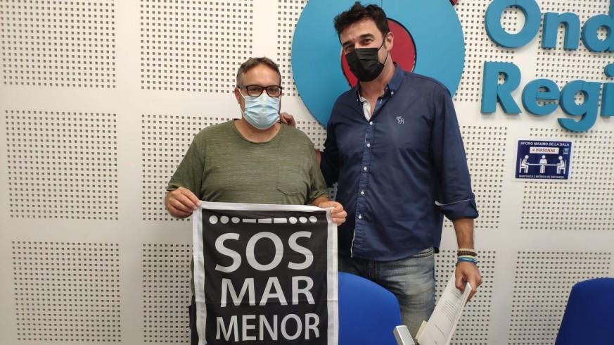Pedro Luengo y Ginés Ruiz Maciá. ORM