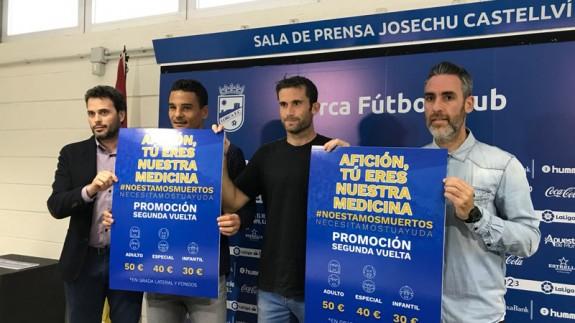 El Lorca FC lanza abonos al precio de 50 euros