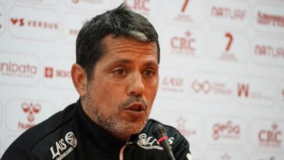 """Loreto: """"He dicho a los jugadores que están haciendo las cosas bien y que no se rindan"""""""