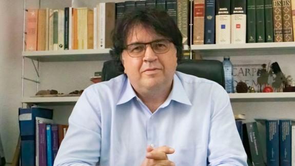 José Luis Mazón. Foto: https://joseluismazonabogado.es/