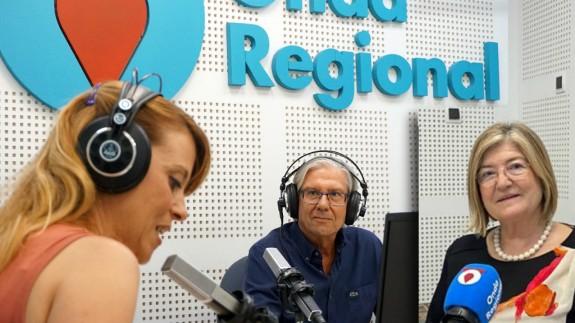 Lucía Hernández, Joaquín Ángel de Domingo y Carmen Campos