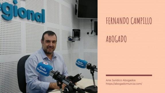 MURyCÍA. Abogado Fernando Campillo