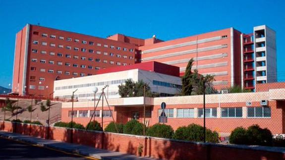 Hospital de La Arrixaca, en Murcia