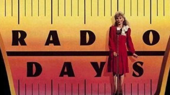 LA RADIO DEL SIGLO. El clasicazo. 'Días de radio' de Woody Allen