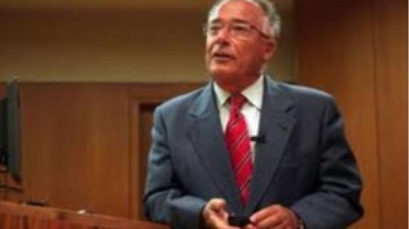 Salvador Zamora, catedrático de Fisiología de la UMU