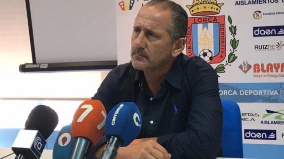 """Manolo Palomeque: """"Ya tenemos todos los efectivos. Vamos a ser más competitivos"""""""