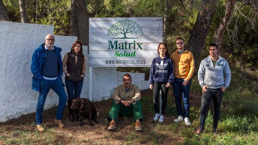 PLAZA PÚBLICA. Matrix Salud, un complejo rural para la deshabituación del cannabis, pionero en España