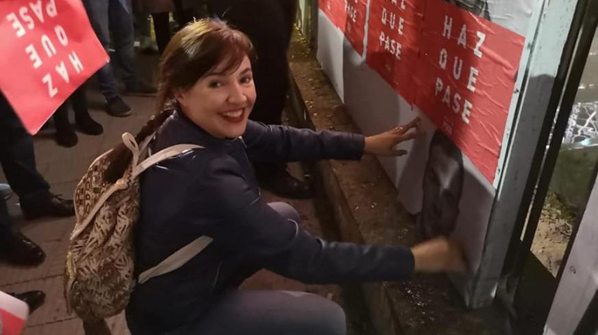 VIVA LA RADIO. Mujer tenía que ser. MARISOL SÁNCHEZ, diputada PSOE en el Congreso de los Diputados