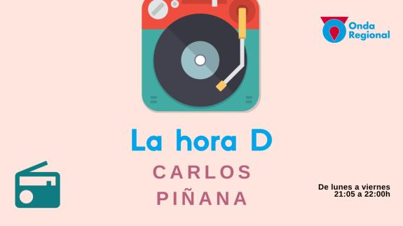 LA HORA D. Carlos Piñana
