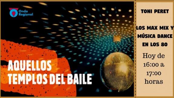 AQUELLOS TEMPLOS DEL BAILE T01C012 Toni Peret