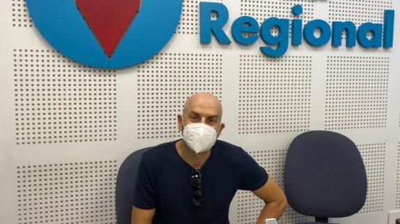 Jesús Eugenio Rodríguez, director del Instituto Sexológico de Murcia