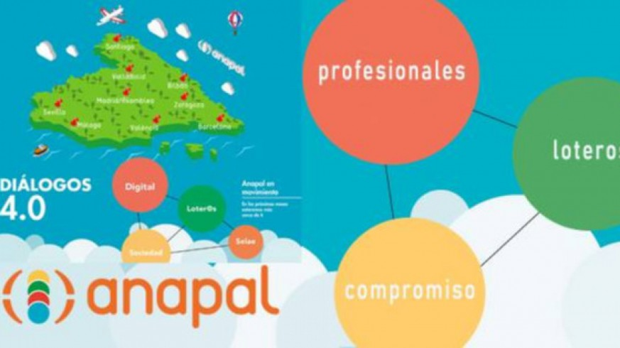 EL ROMPEOLAS. Conocemos ANAPAL, la patronal que agrupa a los administradores de loterías