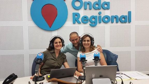 Raquel Moreno, Herminio Picazo y Pilar López