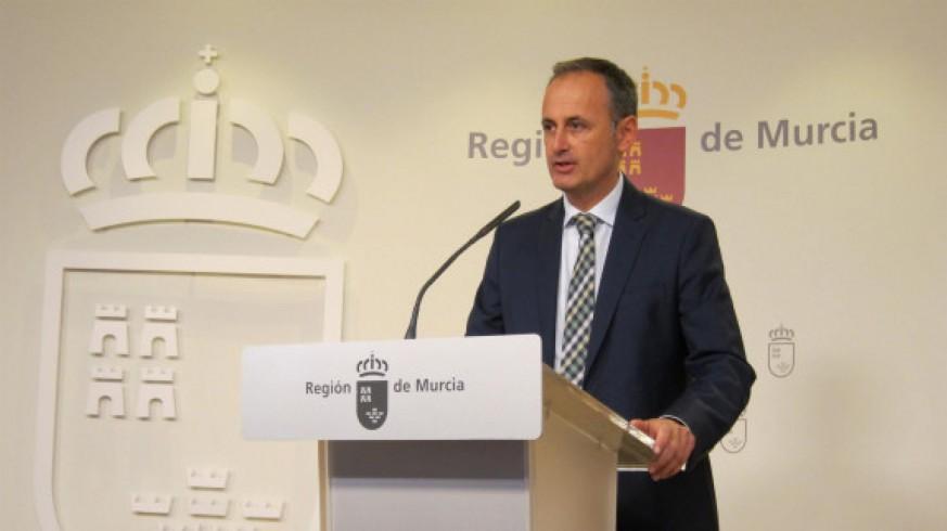 """El Gobierno regional urge a reformar el sistema de financiación autonómica para """"frenar el aumento de la deuda"""""""