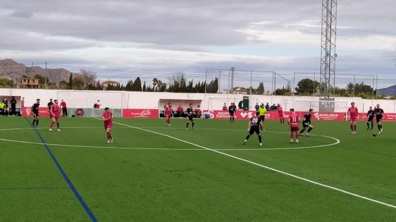 Ni Racing Murcia ni Mar Menor encuentran el gol| 0-0