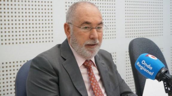 Francisco Miralles en una imagen de archivo