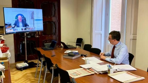 Reunión telemática de la Junta de Gobierno