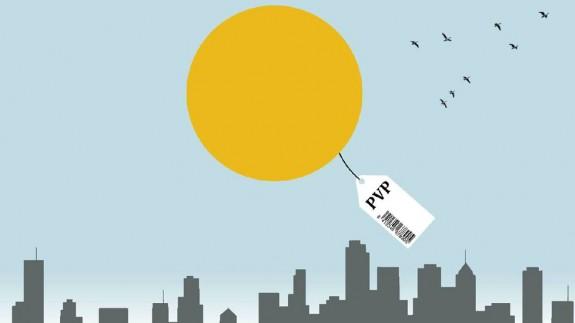 Impuesto del sol. GRUPOSITEC.COM