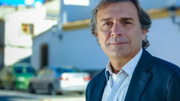 José Enrique Gil, alcalde de Fortuna. Foto www.joseenriquealcalde.es