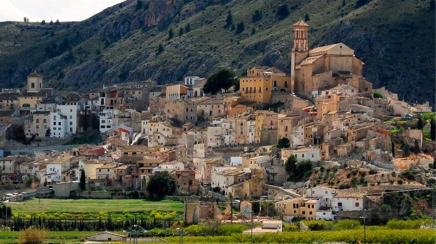Cehegín (Imagen: Turismoruralmurcia.es)