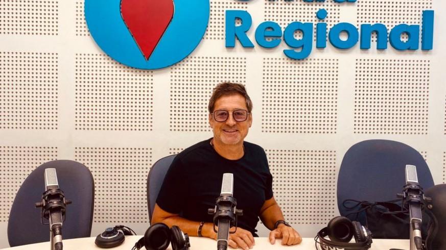 Antonio Hidalgo, presentador de 'El Pinchazo'