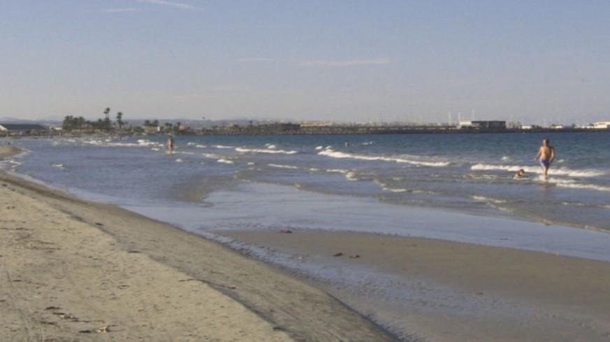 Playa de La Llana. Imagen de MURCIATURISTICA